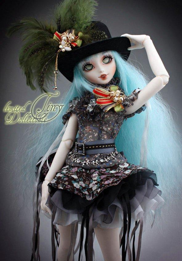 хотели бы вы создать свою шарнирную куклу.  Если да то какая она была бы...