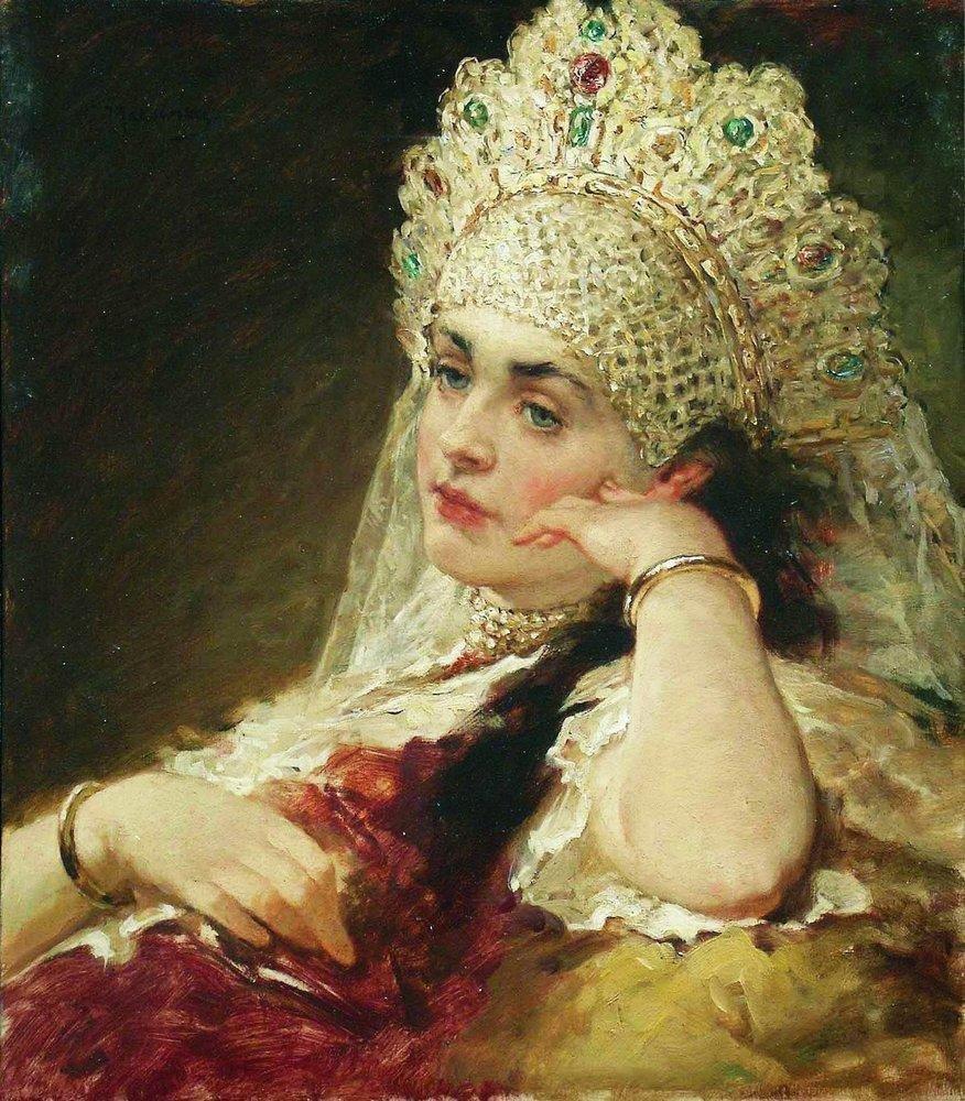 Русская красавица моется 5 фотография