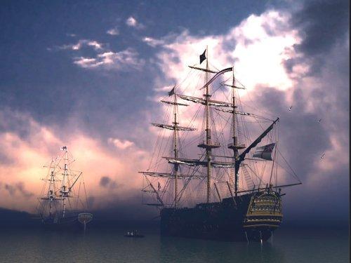 Небольшая подборка кораблей