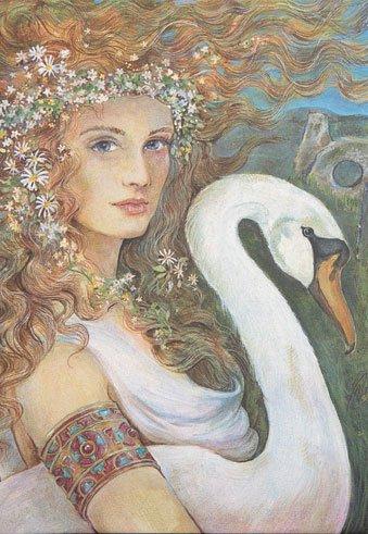 """молитва към нея: My WebPage. изображения на богинята: My WebPage. и аз  """"открих """" нещичко за Бриджит."""