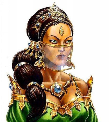 Впервые удивительная способность Оры проявилась во время нападения на караван, в котором была девушка.