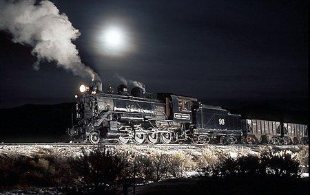 Поезда Призраки