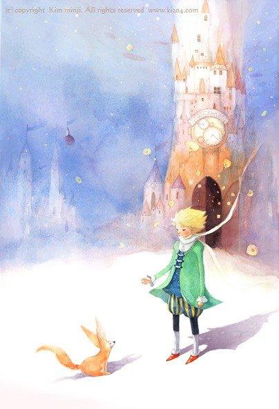 Маленький принц многосерийный мультик - a