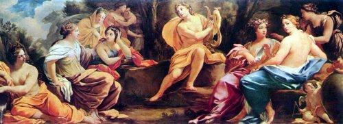Музы Древней Греции (подробности с картинками)