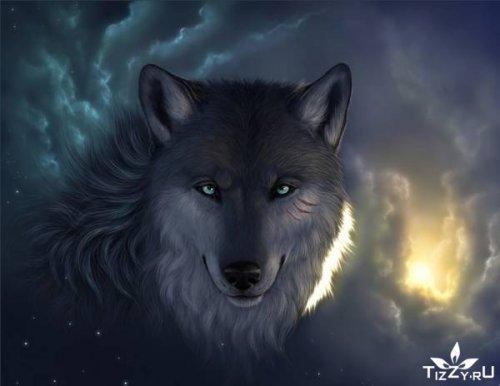 Волки в славянской мифологии
