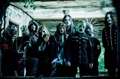 Slipknot читается слипнот в пер с англ