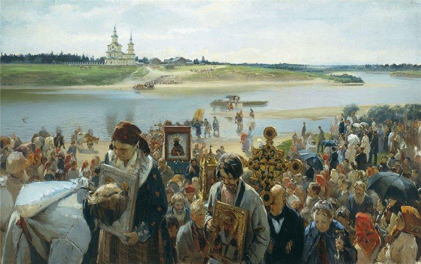 картины пимоненко: