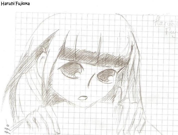 красивые рисунки для срисовки людей
