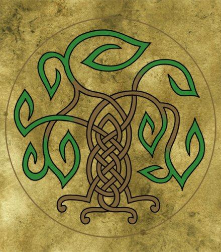 герб кельтов: