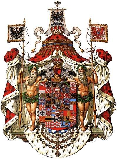 лошадь на гербе
