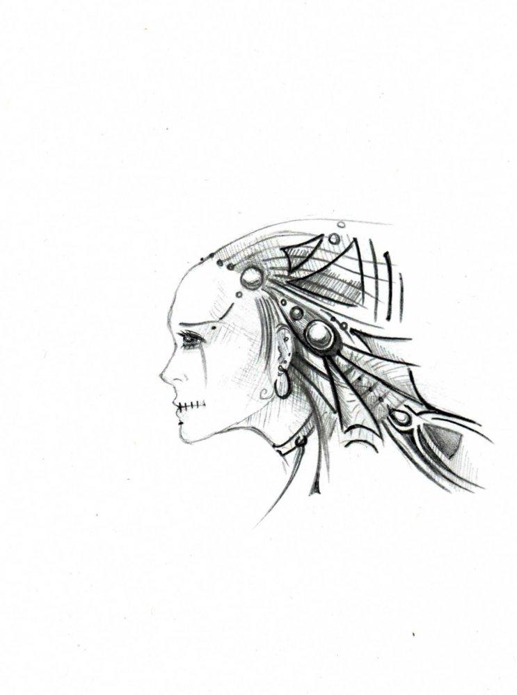 Рисунки через пейнт