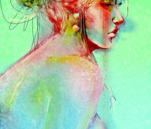 Работы художницы под ником Alicechan