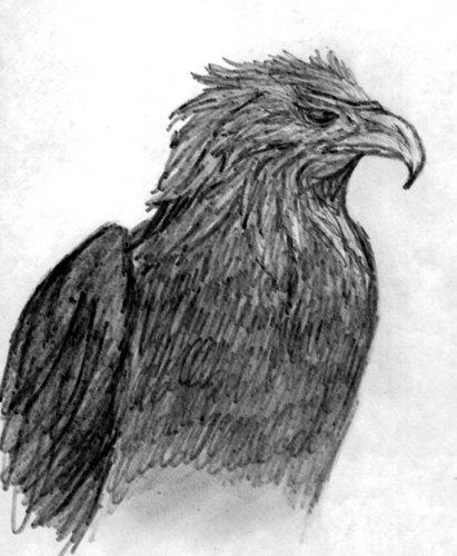Срисовать рисунок карандашом - греческий рисунок.