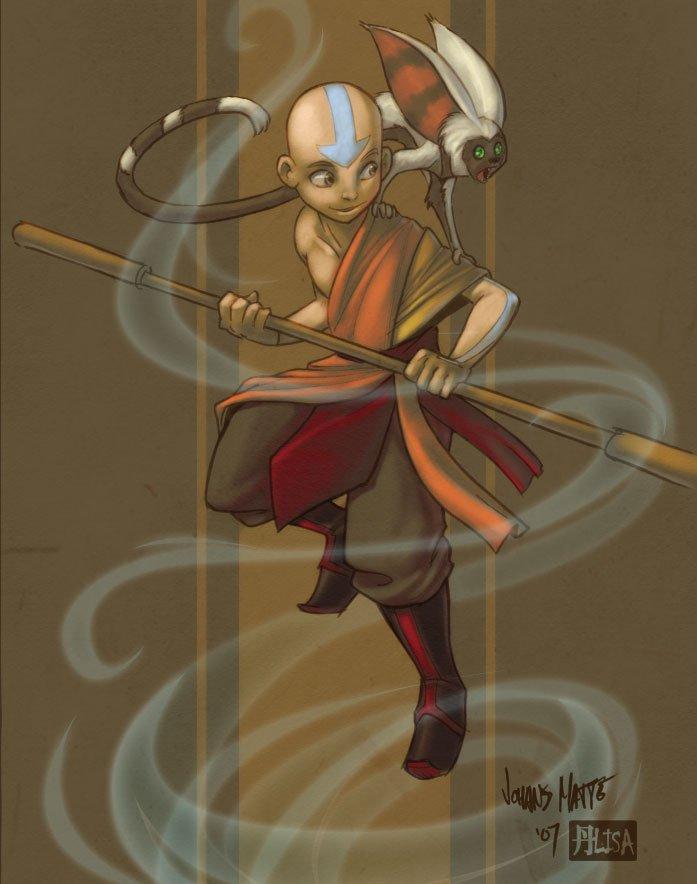 бесплатные игры аватар легенда об аанге