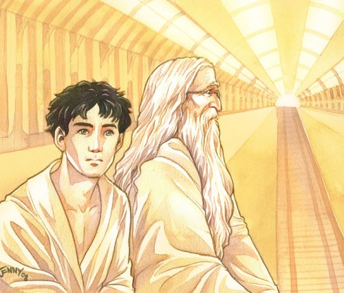 Фан-арт от Jenny Dolfen a. k. a. Gold-Seven