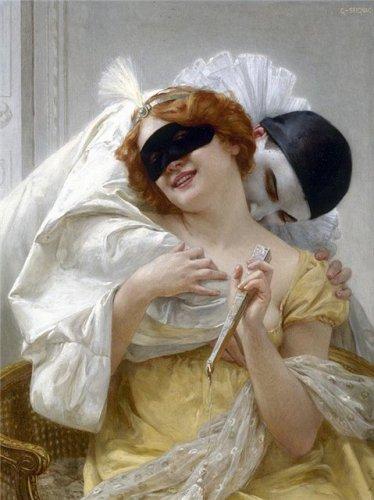 Таинство маскарада