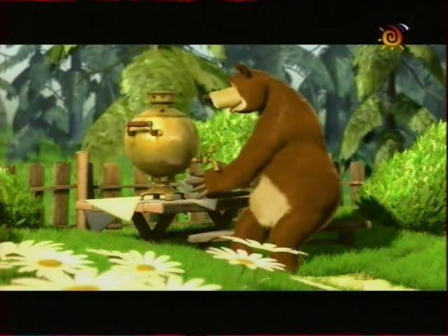 Порно видео маша и медведь 18 серия 53