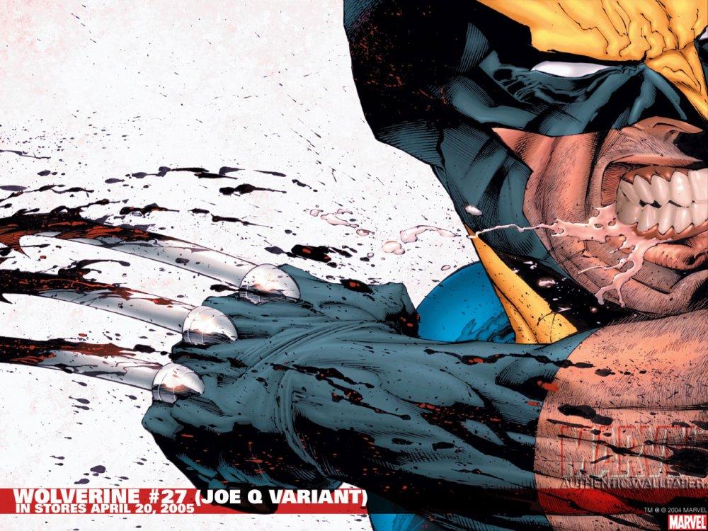 Обложки комиксов marvel за 2005 год часть4