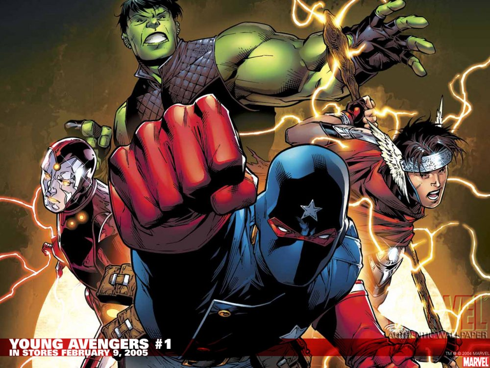 Обложки комиксов marvel за 2005 год часть5