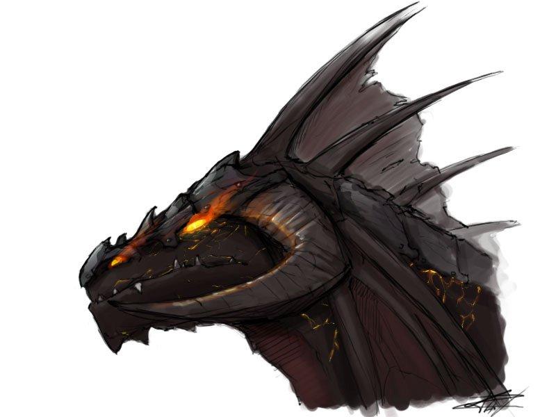 Аспект. Раса. Малигос. Ноздорму. Стая Черных Драконов.