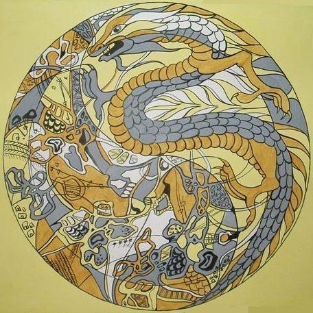 дракон картинки фэн-шуй