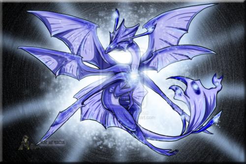 Космические драконы от TwilightSaint