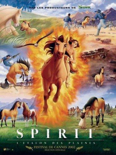 Summary the movie follows spirit the bucksin mustang horse voiced