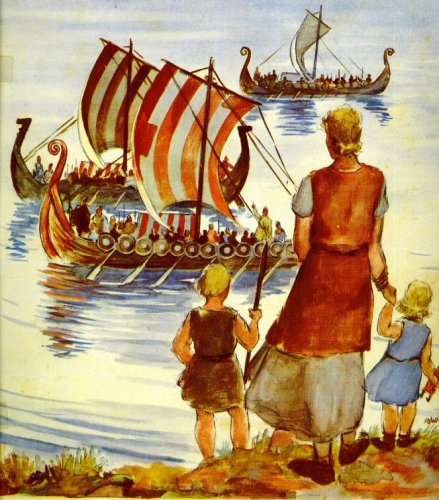 an overview of viking culture