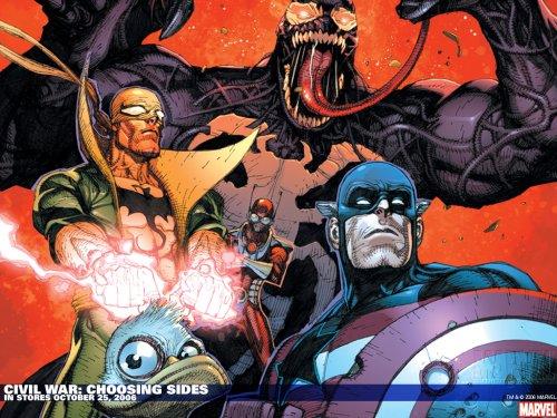 Обложки комиксов marvel за 2006 год часть1