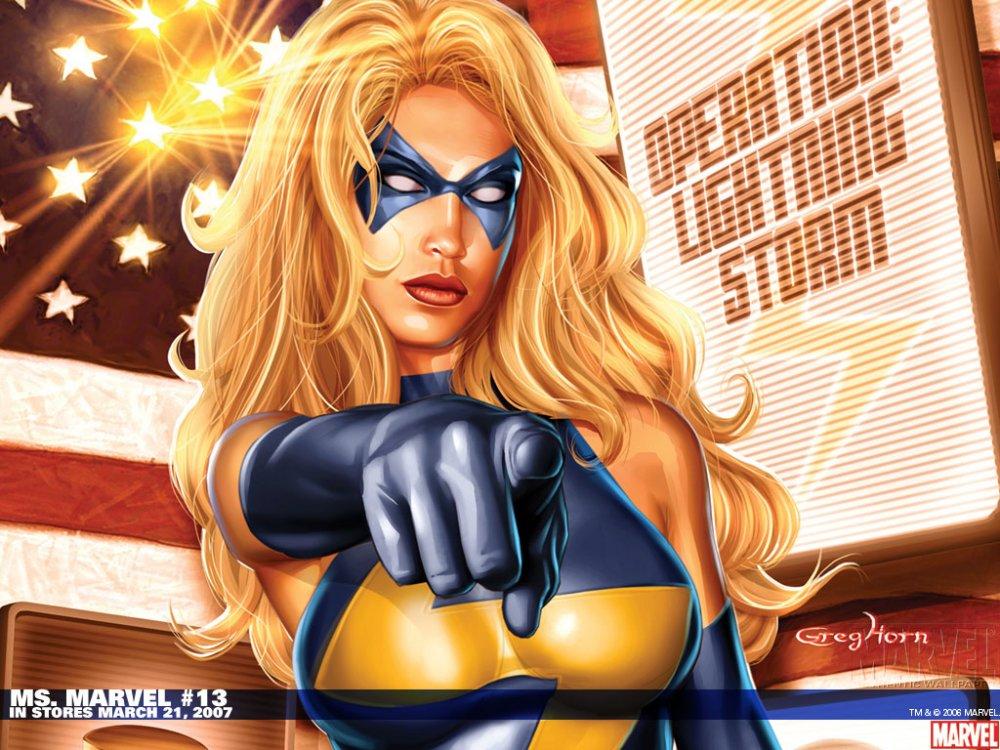 Обложки комиксов marvel за 2007 год часть5