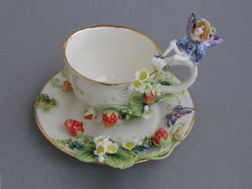 Зотова Елена, волшебный фарфор. Часть 2. Чайные пары. Чайники. Сервизы