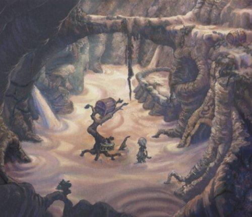 final fantasy9. фэнтези