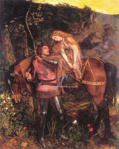 Легенда о Лорелее, рейнской ведьме