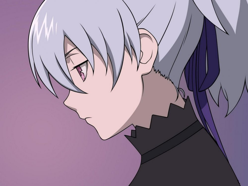 Аниме обои картинки Yin, Темнее черного, Инь, Darker than Black.