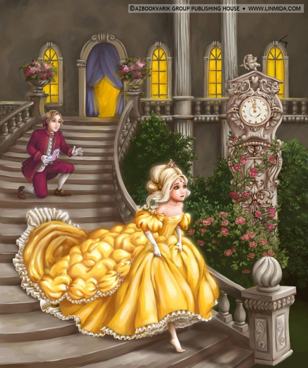 an analysis of characters and their actions in the fairy tale cinderella