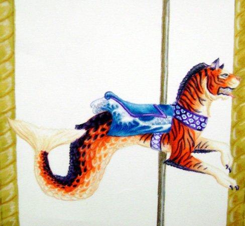 Сятихоко: чудовище из моря