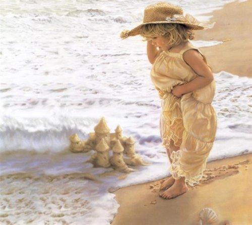 Прекрасные детки- Sandra Kuck