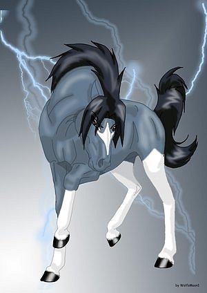 Фурри картинки лошади