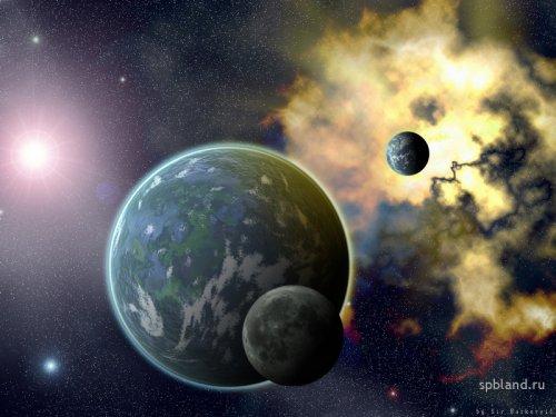 ПěЧěĦьĶő**= Goliath ID 24858635. img. надо чтоб и солнце было видно слева и желтую туманность справа и кусочек...