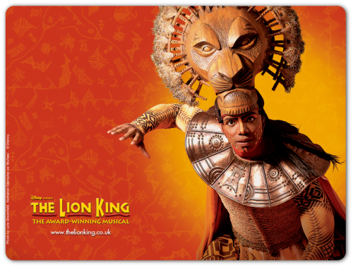 The Lion King. Broadway