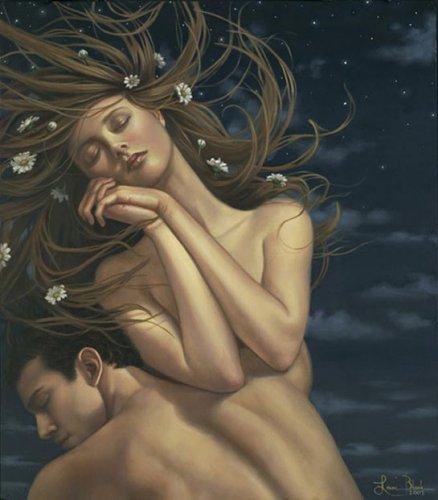 Романтика,страсть...