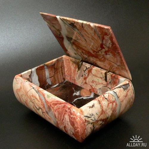 ювелирные изделия с камнем яшма