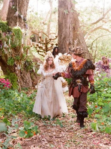 Style Inspiration: A Midsummer Night's Dream : wedding central ca color schemes decor Fairy 602 Photobucket.