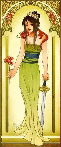 Принцессы Диснея 1298206283_warrior_by_ladyadler-d38urec
