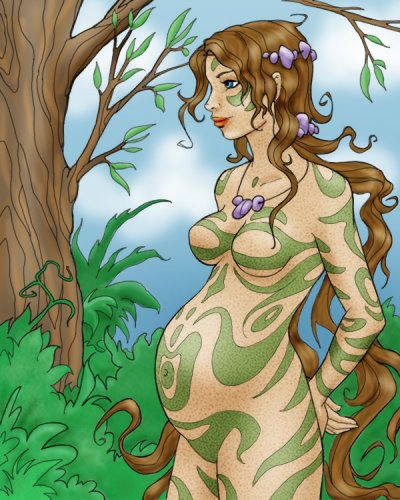 Месяц Седьмой: Капризный.  Ведь, как говорится, капризнее беременной женщины только мужчина этой самой женщины.