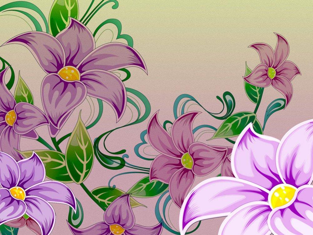 Картинки нарисованные карандашом цветы лилии 3