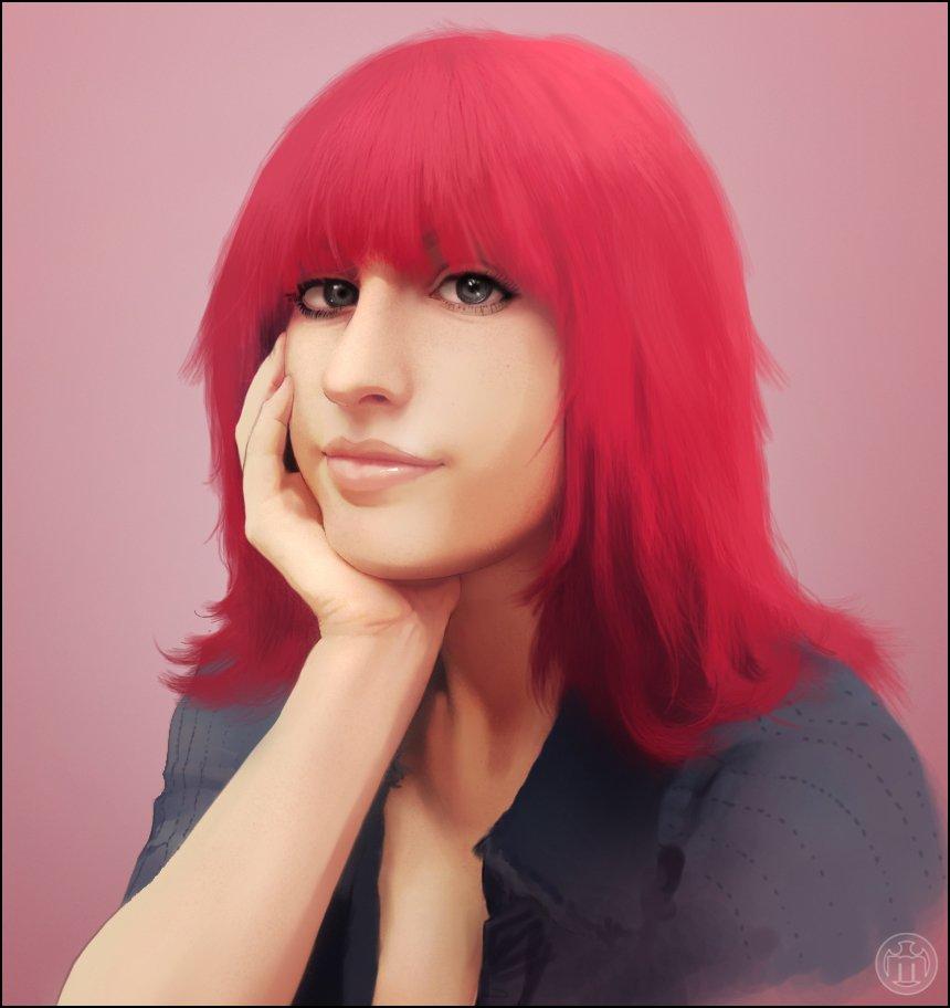 Рыжие девушки фото бесстыжие 12 фотография