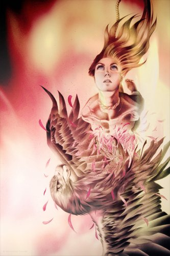 Яркие краски Кэтрин Ченг