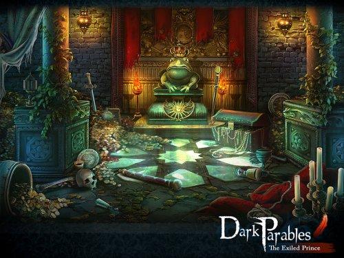Арт из игр серии Dark Parables