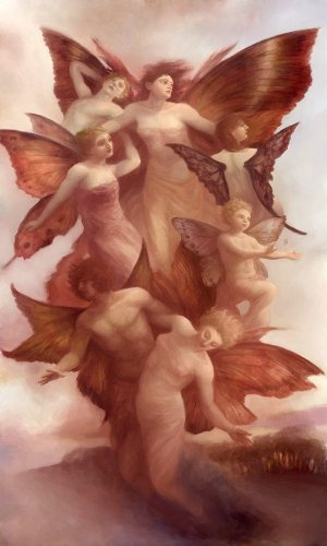 У каждого человека есть фея...